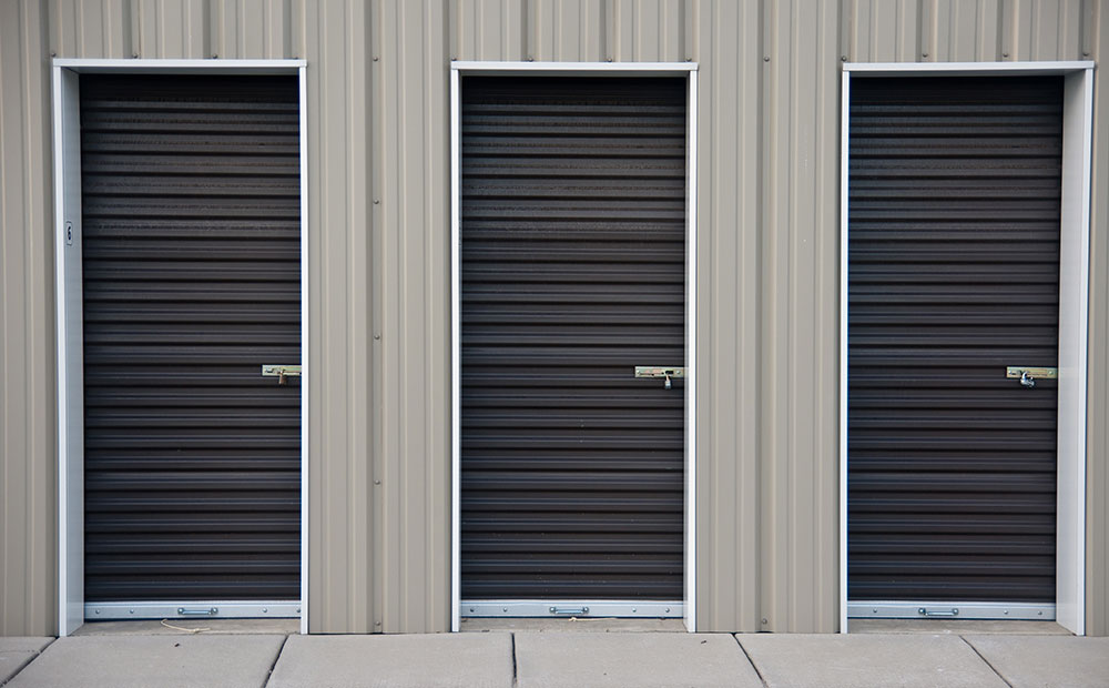 Small storage units Alabaster, AL